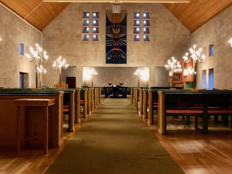 Björksätra kyrka