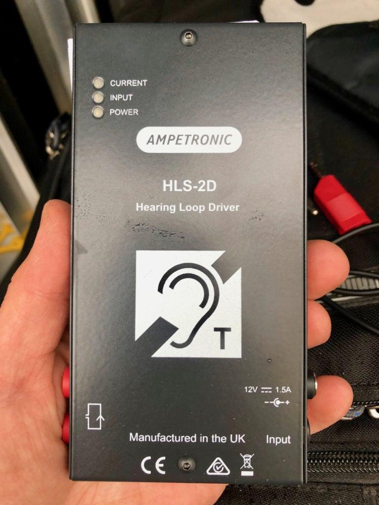 Ampetronic HLS-2D.