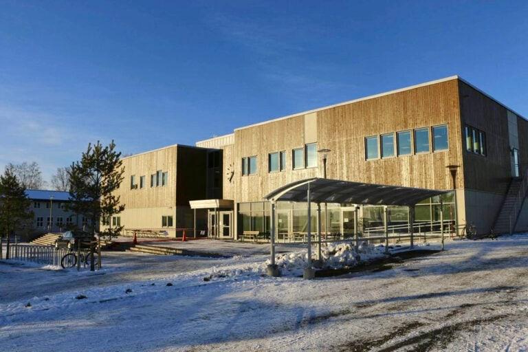 Perslundaskolan i Ockelbo.