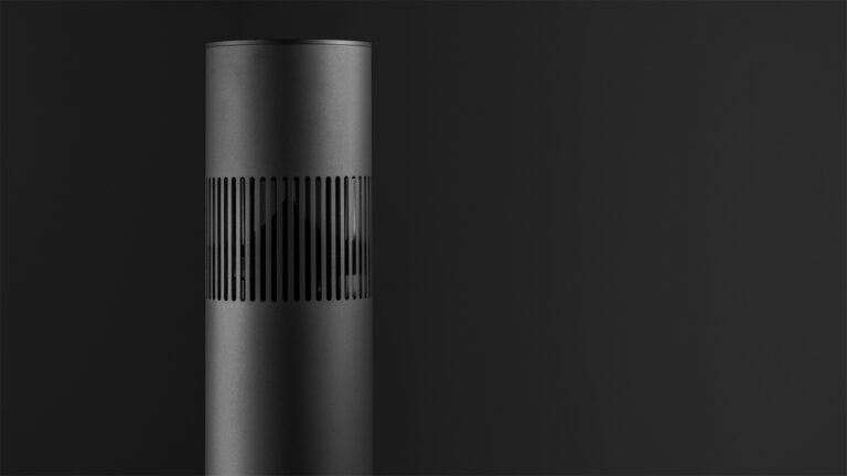 Origin Acoustics Bollard Loudspeaker.